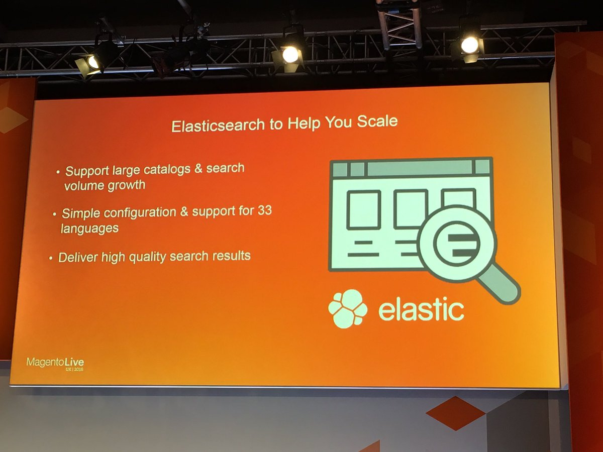 Magento 2 Elastic Search Kereső