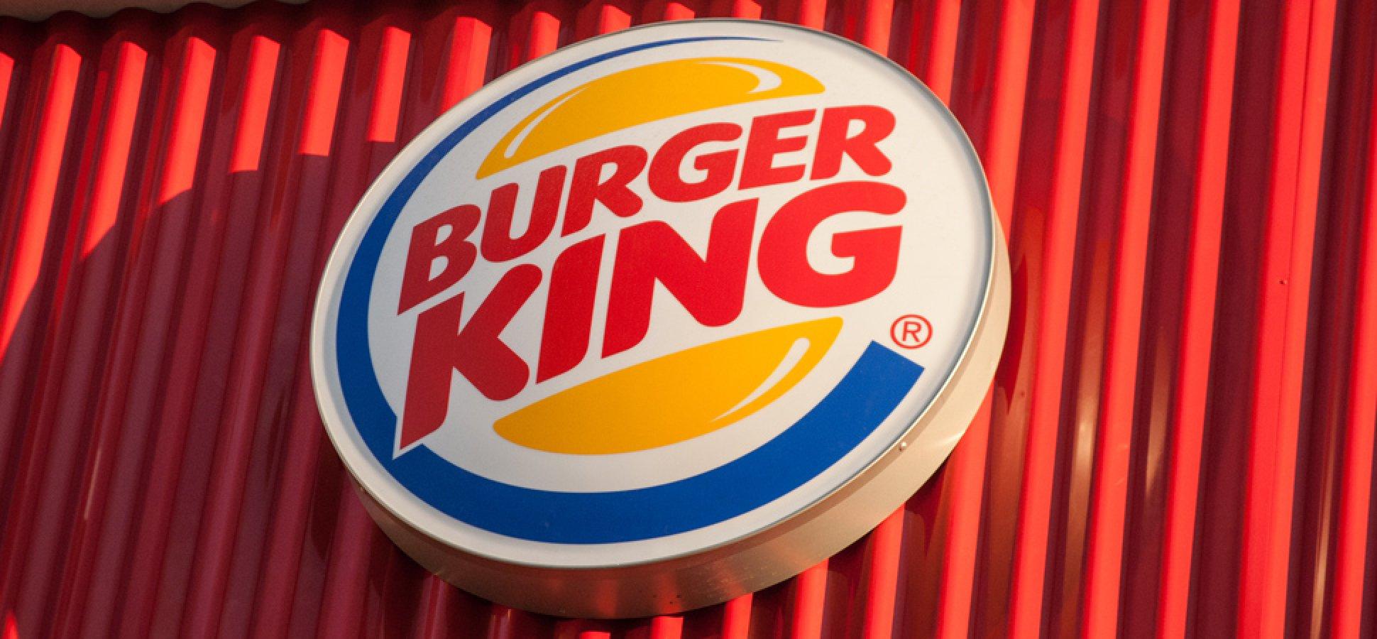 Magento Burger King B2B