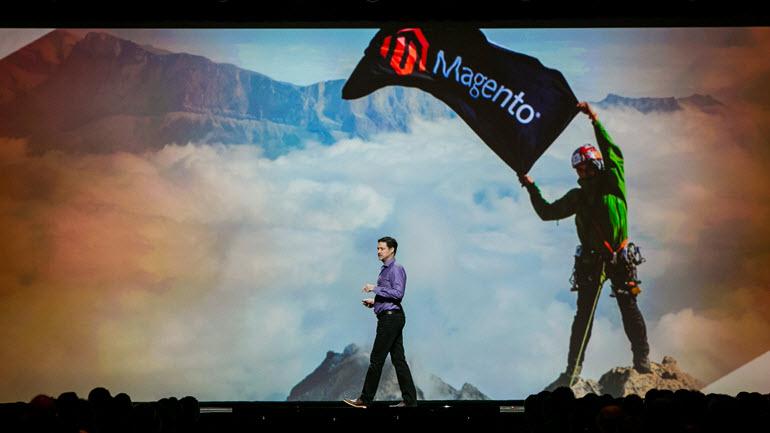Magento 2 RJMetrics CEO ügyvezető bejelentés