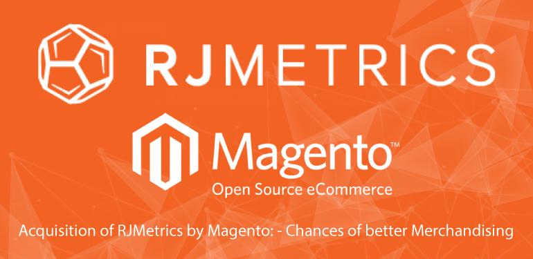 Magento 2 RJMetrics Integráció